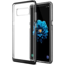 VRS Design Crystal Bumper Case Samsung Galaxy Note 8- Jet Black