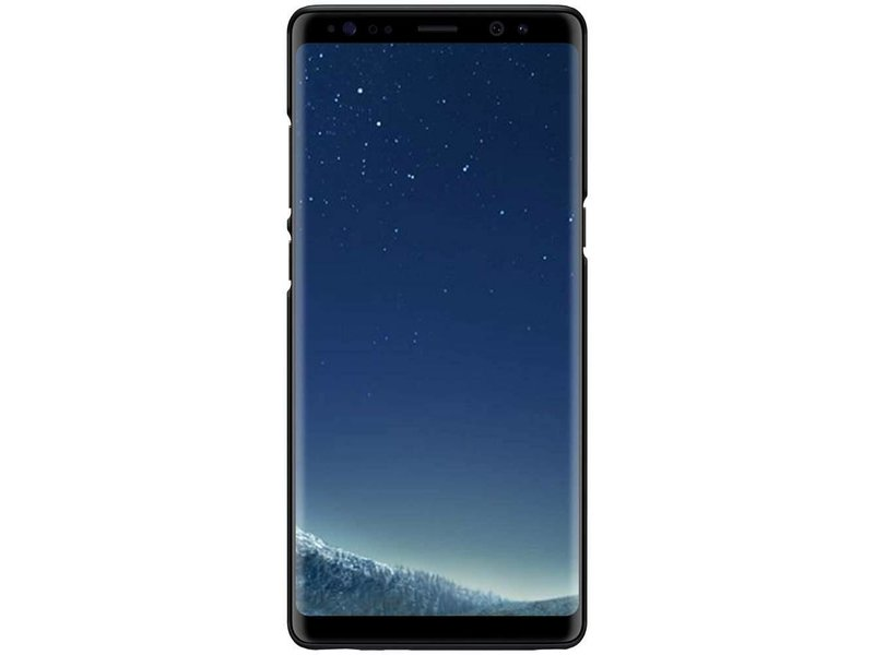 Nillkin Nillkin Super Frosted Shield Samsung Galaxy Note 8 - Zwart