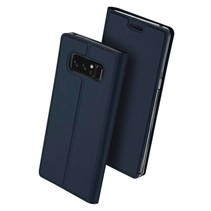 DUX DUCIS Samsung Galaxy Note 8 Wallet Case Slimline - Blue