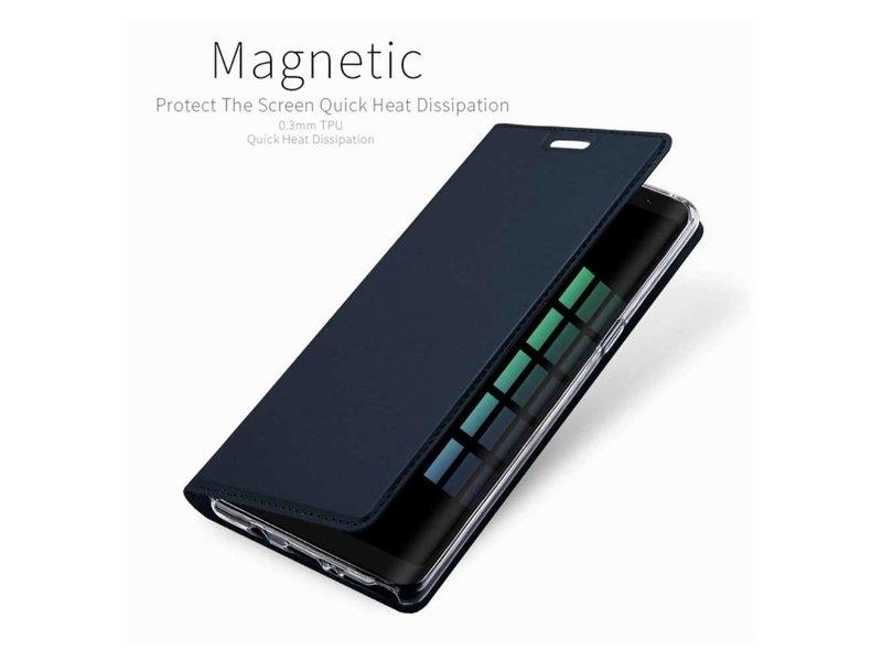 DUX DUCIS DUX DUCIS Samsung Galaxy Note 8 Wallet Case Slimline - Blue