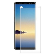 Just in Case Full Cover Tempered Glass Samsung Galaxy Note 8 (White)