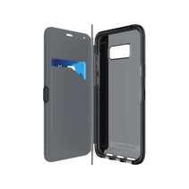 Tech21 Samsung Galaxy S8 Plus Evo Wallet Black