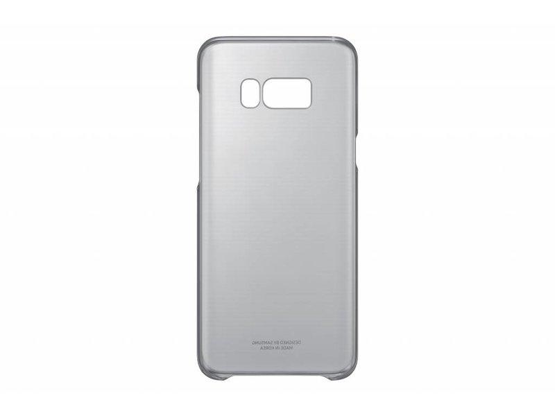 Samsung Samsung Galaxy S8 Plus Clear Cover Zwart