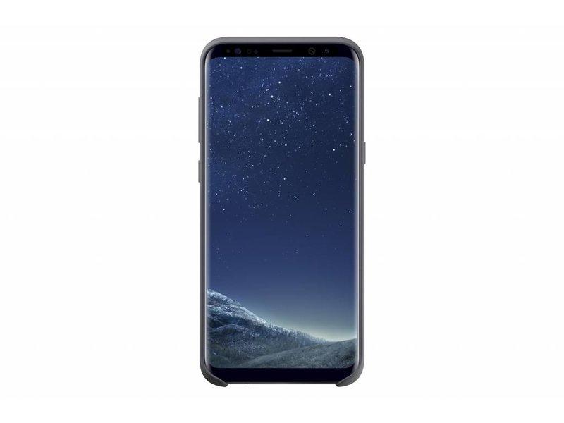 Samsung Samsung Silicone Back Case Grijs voor Samsung Galaxy S8 Plus