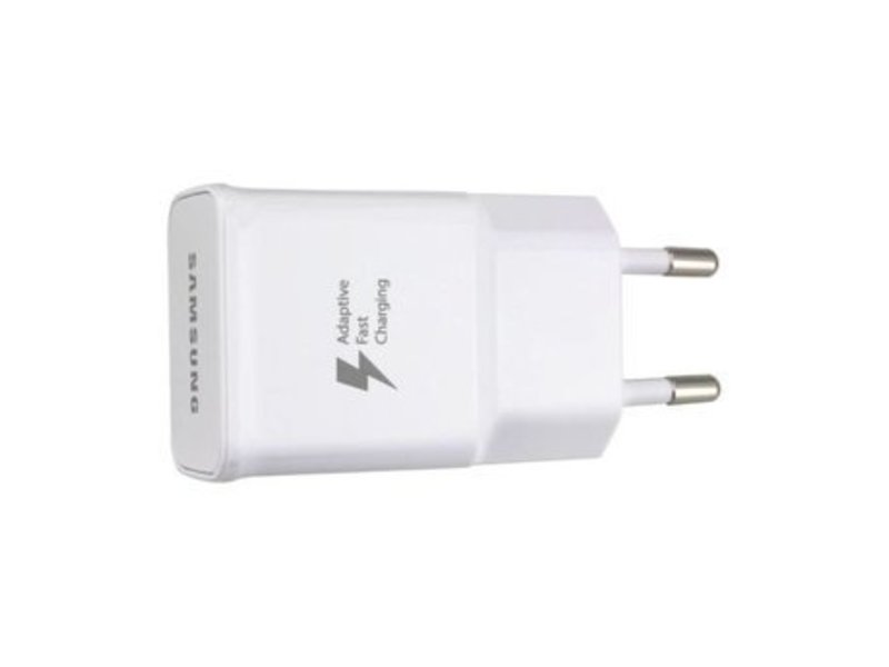 Samsung Originele Samsung Fast Charger USB 2.0 Adapter Wit