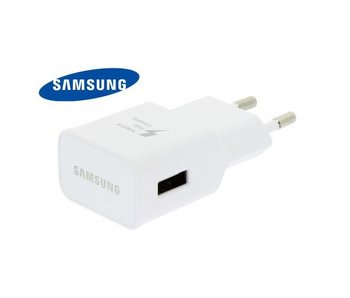 Originele Samsung Fast Charger USB 2.0 Adapter Wit