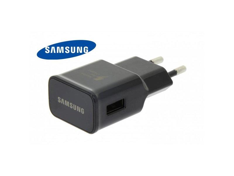 Samsung Originele Samsung Fast Charger USB 2.0 Adapter Zwart