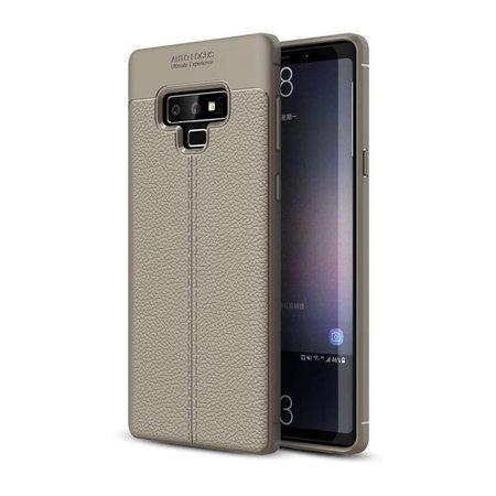 Just in Case Just in Case Soft Design TPU Samsung Galaxy Note 9 Case (Grijs/Champagne)
