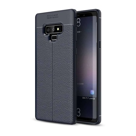 Just in Case Just in Case Soft Design TPU Samsung Galaxy Note 9 Case (Blauw)