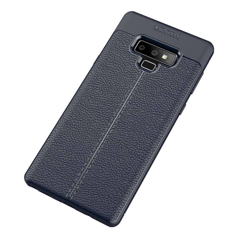 Just in Case Just in Case Soft Design TPU Samsung Galaxy Note 9 Case (Blauw)