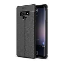Just in Case Soft Design TPU Samsung Galaxy Note 9 Case (Zwart)