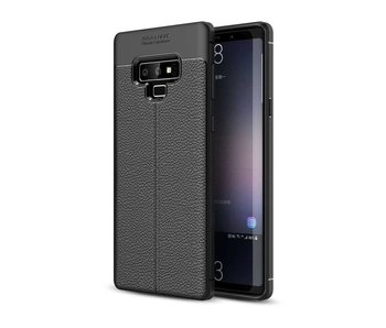 Just in Case Soft Design TPU Samsung Galaxy Note 9 Case (Zwart)