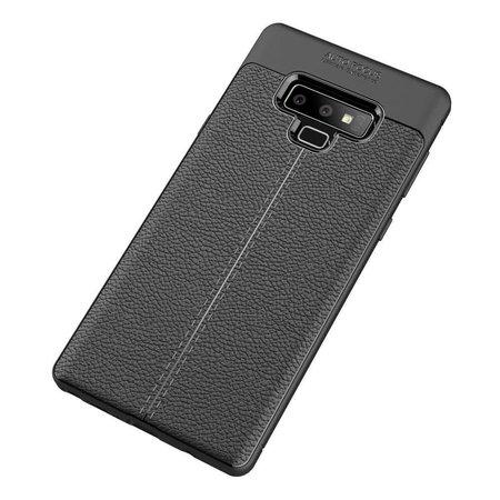 Just in Case Just in Case Soft Design TPU Samsung Galaxy Note 9 Case (Zwart)