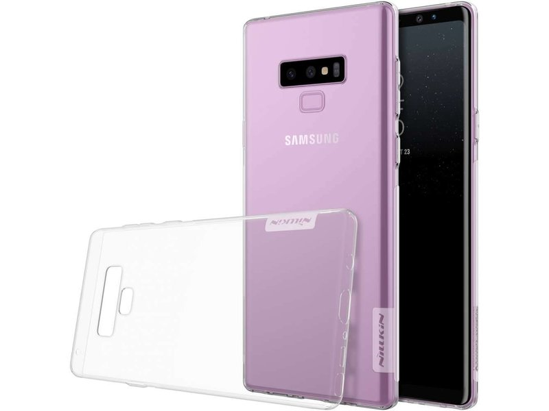 Nillkin Nillkin Nature TPU Case Samsung Galaxy Note 9 (Transparant)