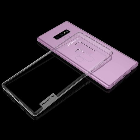 Nillkin Nillkin Nature TPU Case Samsung Galaxy Note 9 (Transparant)