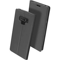 DUX DUCIS Samsung Galaxy Note 9 Wallet Case Slimline - Grijs