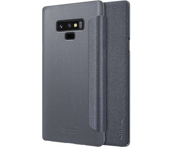 Nillkin Sparkle Leather Case Samsung Galaxy Note 9 (Zwart)