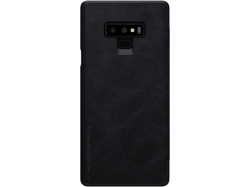 Nillkin Nillkin Qin Leather Case Samsung Galaxy Note 9 (Zwart)