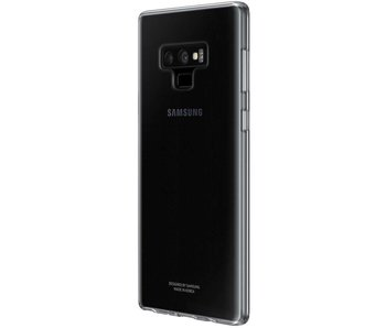 Samsung Galaxy Note 9 Clear Cover (Transparant)