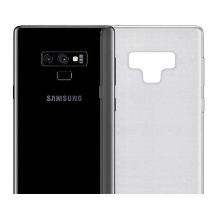 Samsung Samsung Galaxy Note 9 Clear Cover (Transparant)