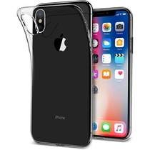 Just in Case Apple iPhone Xs Max Soft TPU case (Transparant)