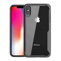 Just in Case Apple iPhone Xs Max Premium TPU case - Zwart