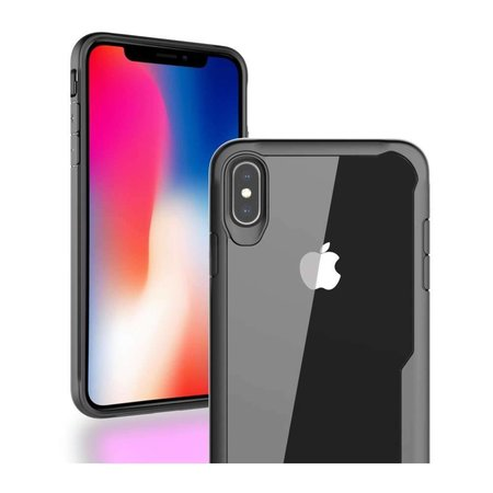 Just in Case Just in Case Apple iPhone Xs Max Premium TPU case - Zwart