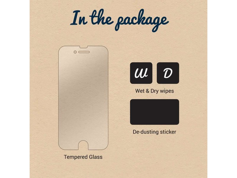 Just in Case Just in Case Tempered Glass Apple iPhone Xs Max
