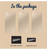 Just in Case Just in Case Screen Protector Apple iPhone Xs Max (3 pack)