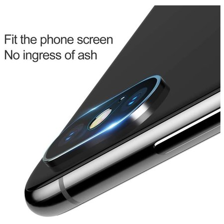Just in Case Baseus Camera Lens Tempered Glass Apple iPhone Xs Max (0.2mm)