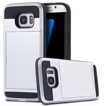 VRS Design Armor Case met pashouder Samsung Galaxy S7