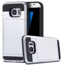 VRS Design Armor Case met pashouder Samsung Galaxy S7  Edge