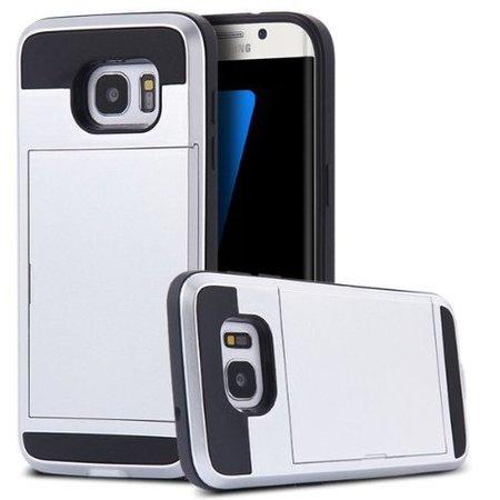 VRS Design VRS Design Armor Case met pashouder Samsung Galaxy S7  Edge