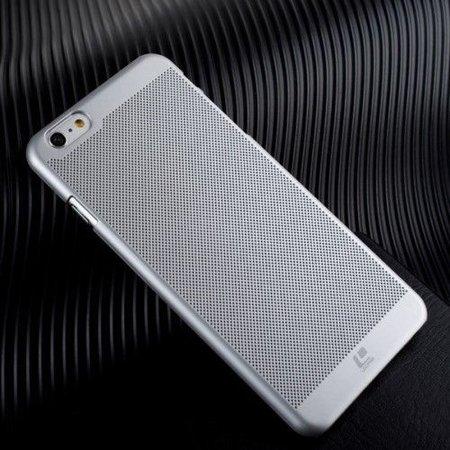 LOOPEE luxe hoesje iPhone 6(s) - Grijs