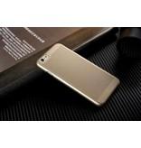 LOOPEE luxe hoesje iPhone 6(s) - Goud