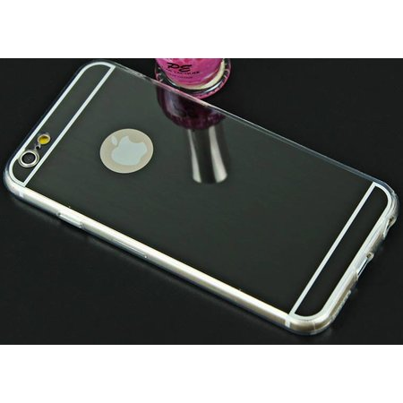 Luxe mirror soft case iPhone 5(s) & 6(s)