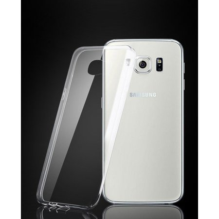 Super dun soft case Samsung Galaxy S4 t/m S6 Edge