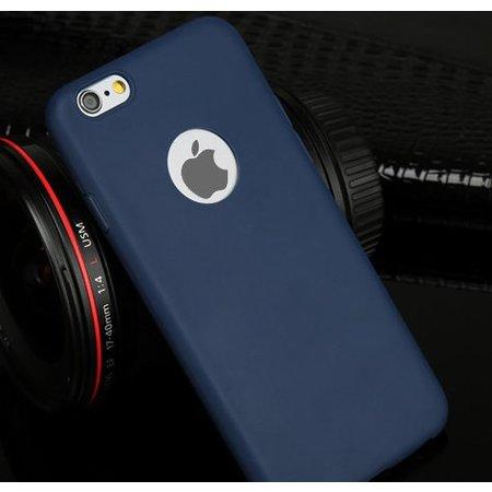 Soft siliconen case iPhone 6(s)