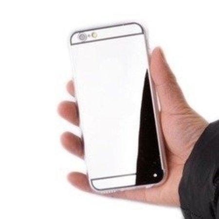 Silicone mirror soft case Samsung Galaxy S6 Edge