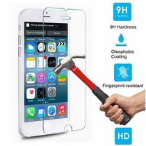 Tempered glass screen protector iPhone 5(S)/SE/5C