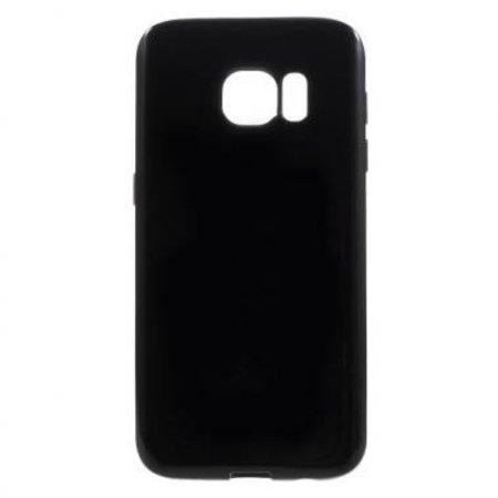 TPU Case Zwart Samsung Galaxy S7