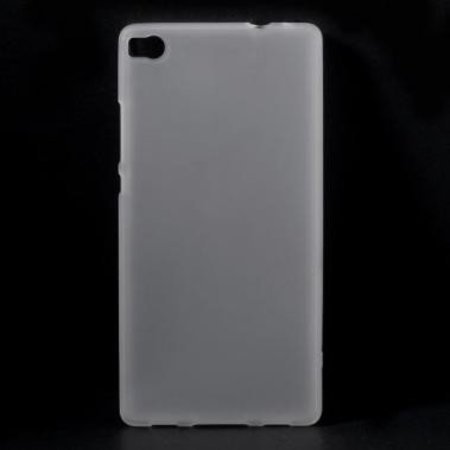 TPU Case Transparant voor Huawei P8