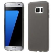 TPU Case Grijs Samsung Galaxy S7 Edge