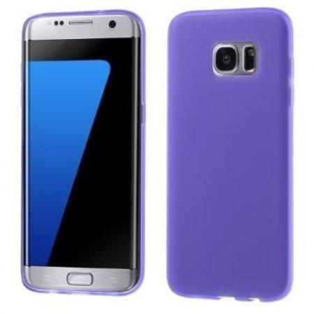 TPU Case Paars Samsung Galaxy S7 Edge