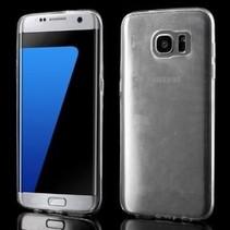 TPU Ultra Thin Case Transparant Samsung Galaxy S7 Edge