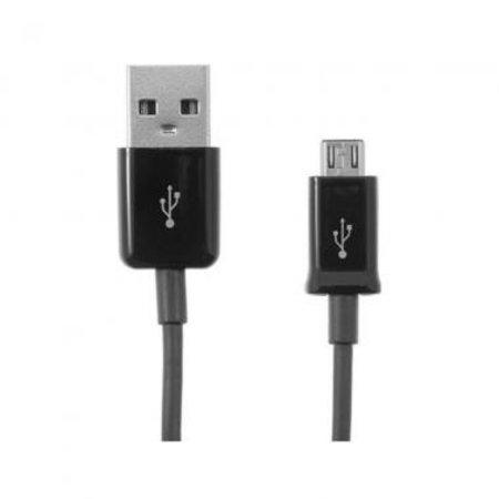 Samsung Originele Samsung Micro USB Datakabel Zwart