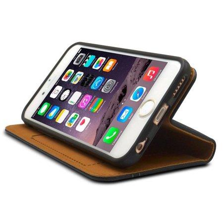 iHosen iHosen Kameelbruin Leren Hoesje iPhone 6(s)