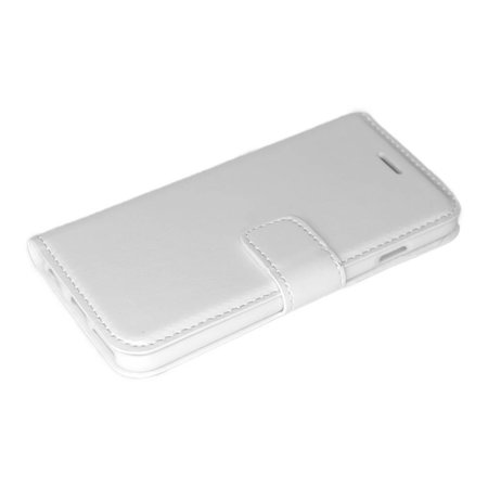 Wit luxe flip case iPhone 5C