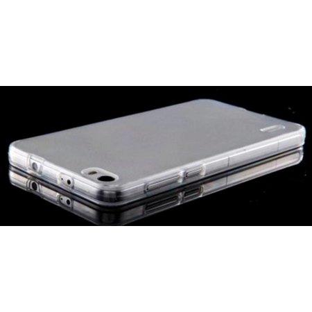 Ultra dun transparant soft case Huawei P7 Lite
