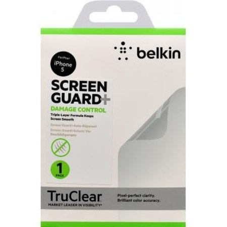 Belkin Belkin Screen Guard Damage Control iPhone 5C/5(s)/SE